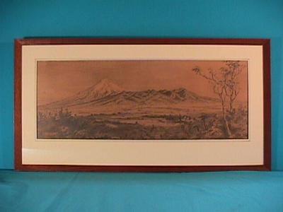 """""""Mount Egmont, Taranaki"""""""