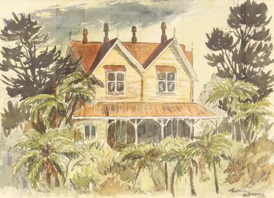 """""""House, Henwood Road"""""""