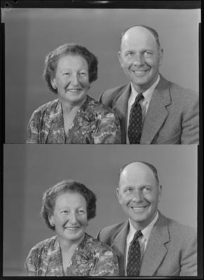 Studholme, Couple; 21 Mar 1957; WD.003290