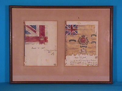 12th Regiment Colours