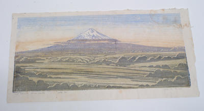 """""""Mt Egmont"""""""