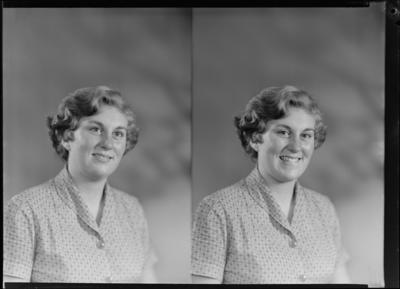 Smith, Woman; 19 Nov 1959; WD.006805