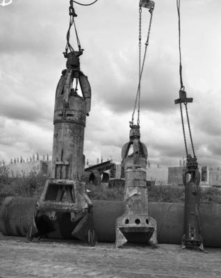 Blyde Wharf, Pile Drivers