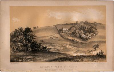 """Glanavon.  A farm of Capt. Davy's."""