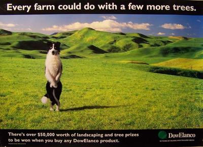 Every farm could do with a few more trees [poster]