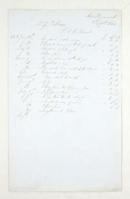 Halse, Harriet [diary]