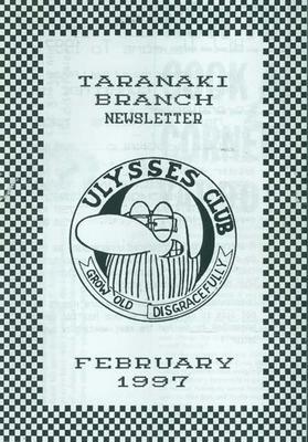 The Ulysses Club of New Zealand Inc., Taranaki branch