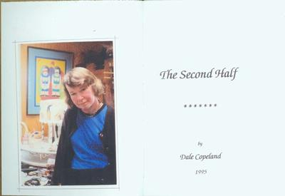 The Second Half; Copeland, Dale; 1995; ARC2011-233