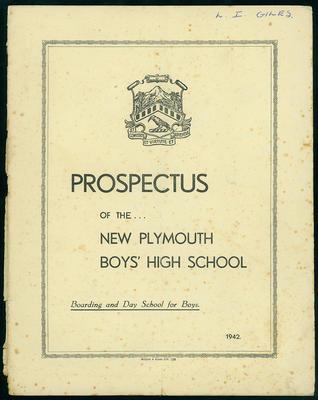 New Plymouth Boys High School