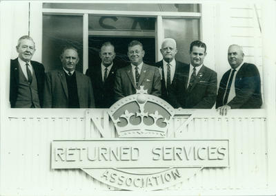 Returned Services' Association (RSA), New Plymouth and Districts branch