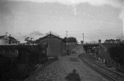 Fitzroy Railway Station , Strandon