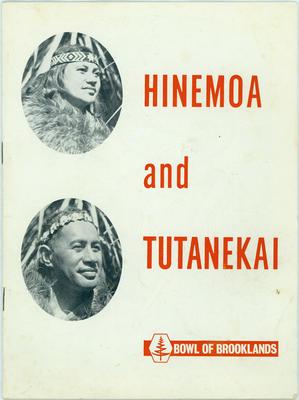 Hinemoa and Tutanekai, Bowl of Brooklands 11-12 February 1966 [programme]