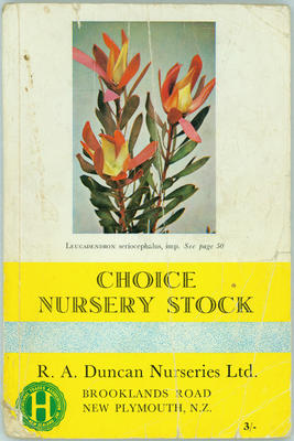 R.A. Duncan Nurseries Ltd
