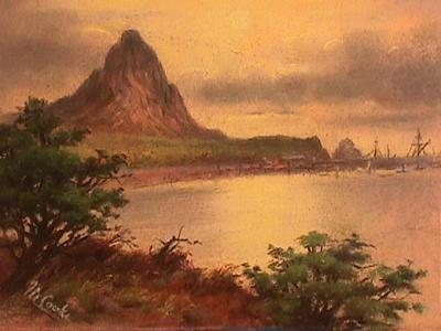 Paritutu and Port