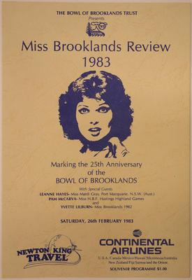 Miss Brooklands