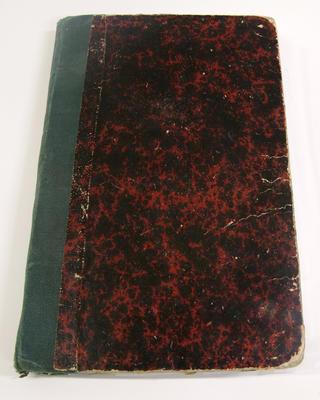 Davies, Victor Caddy [specimen book]; PA2015.006