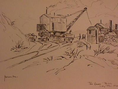 """""""The Quarry, Paritutu, By the Sea"""""""