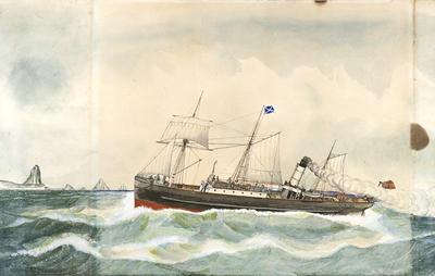 Untitled (Gairloch); Circa 1884-1903; TM.1999.185