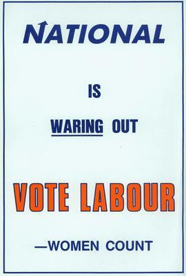Vote Labour 1987 [poster]