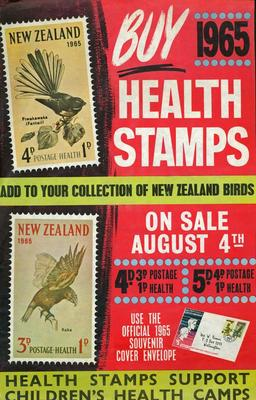 Buy 1965 Health Stamps [poster]