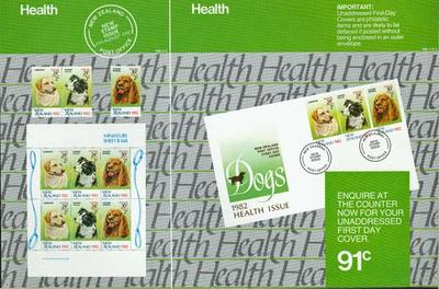 """NZ Post - """"Health, Sante, Ausgabe, Kinderhilfswerk...[poster]"""