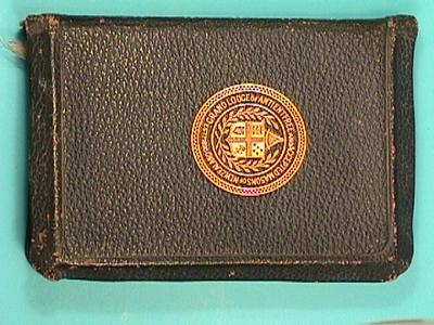 J G Grant Bible, Grand Lodge of Ancient Free and Accepted Masons of New Zealand