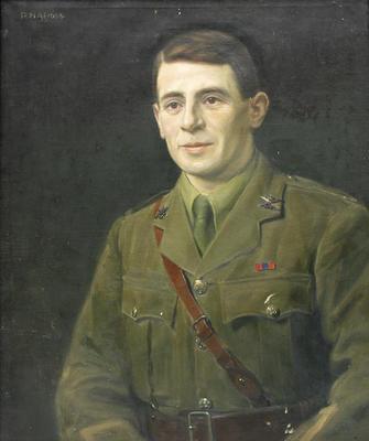 Second Lieutenant F. W. Watson