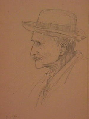 """""""Mr Roberts of New Plymouth, August 1927"""""""