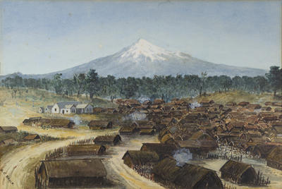Parihaka; 1881; TM.2000.245
