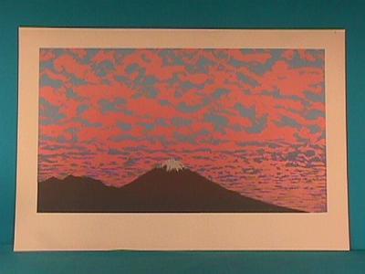 """Winter Solstice Sunset"""