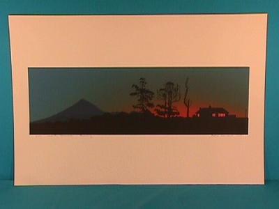 """""""North Taranaki Evening"""""""