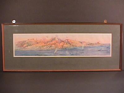 """""""The Coast North of Anzac Cove"""""""