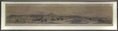 """""""The Town of New Plymouth in the year 1843"""""""