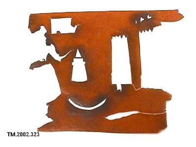 Paper, Cut-Outs; TM.2002.323