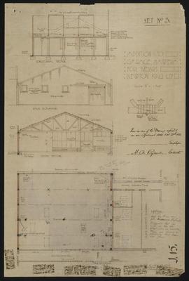 Newton King Limited Hāwera [plans]