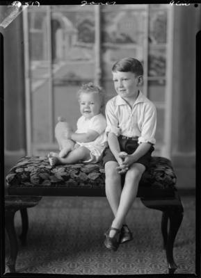 Jones, Children; 1931-1932; SW1931-1940.01299