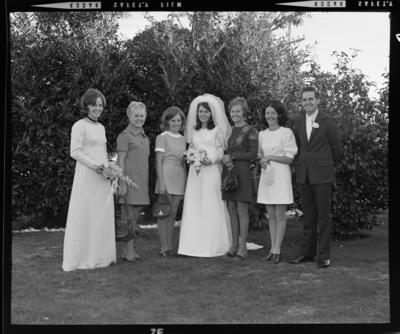Holcroft, Wedding