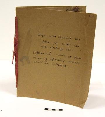 Book, Sample