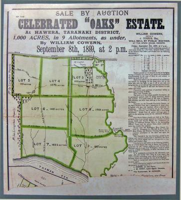 Oaks Estate, Hawera