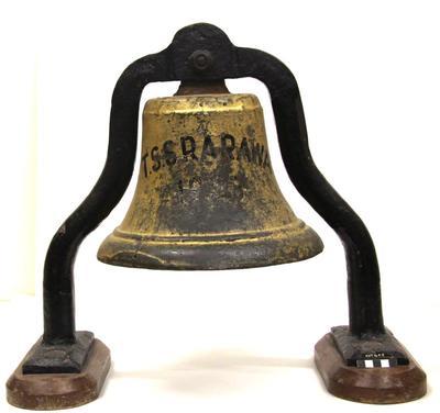 Bell, Ship