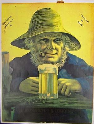 Taranaki Brewery & Cordials Ltd. Clear-eyed and going strong at 80 [poster]