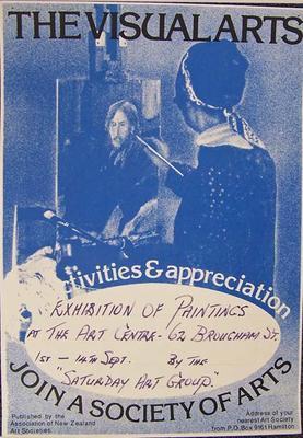 The Visual Arts: activities & appreciation [poster]