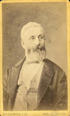 Major Robert Reid Parris