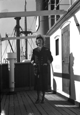 Woman from the Ship Kruse Alcyone Hope