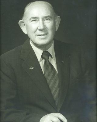 T.S.D. Hayton, Chairman 1974-1983