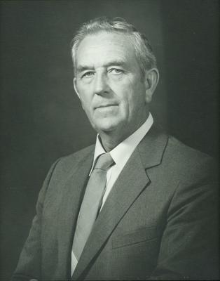 G.B. Gibson, Chairman 1983-1989