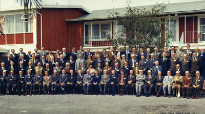 Harbours Association of New Zealand 39th Conference at New Plymouth, 13-18 March, 1972