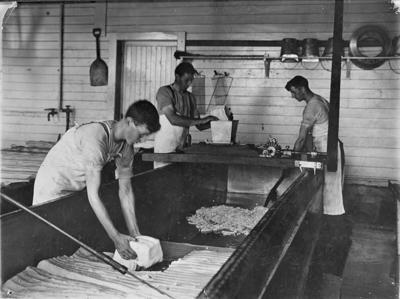 Patea Dairy Factory, Cheesemaking