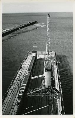 Aerial views of Port, photographs