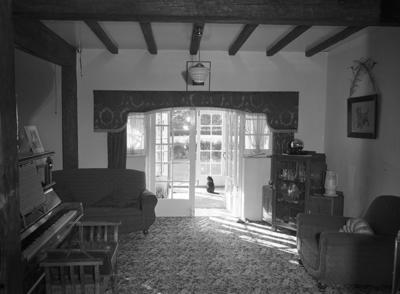 The house-place, 'Riverside', Inglewood; Circa 1930; PHO2010-0418